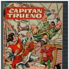 Tebeos: EL CAPITÁN TRUENO. ALMANAQUE PARA 1965. BRUGUERA. ORIGINAL.. Lote 194348225