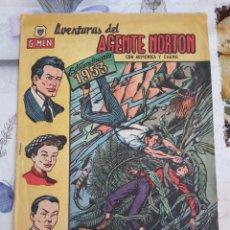 Tebeos: AVENTURAS DEL AGENTE NORTON ALMANAQUE PARA 1953 ORIGINAL DE ÉPOCA. Lote 194582258