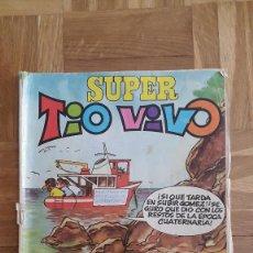 Tebeos: SUPER TIO VIVO Nº 129 NUMERO EXTRA JUNIO 1983 DE 90 PTS. 51 PGAS. BRUGUERA. Lote 196088930