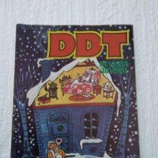 Livros de Banda Desenhada: DDT ALMANAQUE 1968. Lote 196633301