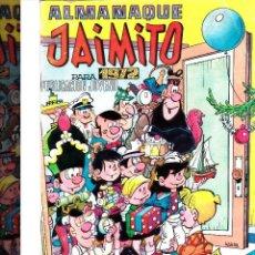 Tebeos: JAIMITO ALMANAQUE 1972. Lote 197386742
