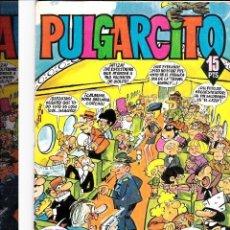 Tebeos: PULGARCITO ALMANAQUE 1971. Lote 197386827