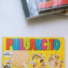 Livros de Banda Desenhada: PULGARCITO ALMANAQUE PARA 1973 BRUGUERA . Lote 197635931