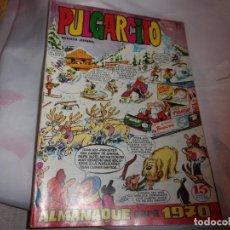 Livros de Banda Desenhada: PULGARCITO ALMANAQUE PARA 1970 EDITORIAL BRUGUERA. Lote 198216240