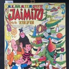Tebeos: ALMANAQUE PARA 1970, JAIMITO, PUBLICACION JUVENIL. Lote 198216290