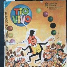 BDs: ALMANAQUE PARA 1965, TIO VIVO, REVISTA PARA LOS JOVENES. Lote 198216360