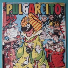 Tebeos: PULGARCITO ALMANAQUE 1959 AVENTURAS DE EL CAPITAN TRUENO. Lote 198653328