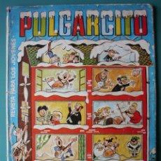 Tebeos: PULGARCITO ALMANAQUE 1965 LA NAVIDAD DE LOS HEROES DIBUJOS DE AMBROS. Lote 198653687