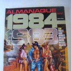 Tebeos: COMICS ALMANAQUE 1984-1983 EDITOR TOUTAIN. Lote 199108732
