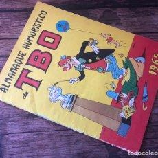 BDs: ALMANAQUE HUMORISTICO TBO PARA 1965, (EDICIONES TBO). Lote 204636277