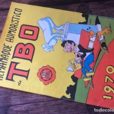 BDs: ALMANAQUE HUMORISTICO TBO PARA 1970, (BUIGAS ESTIVILL Y VIÑA). Lote 204637165