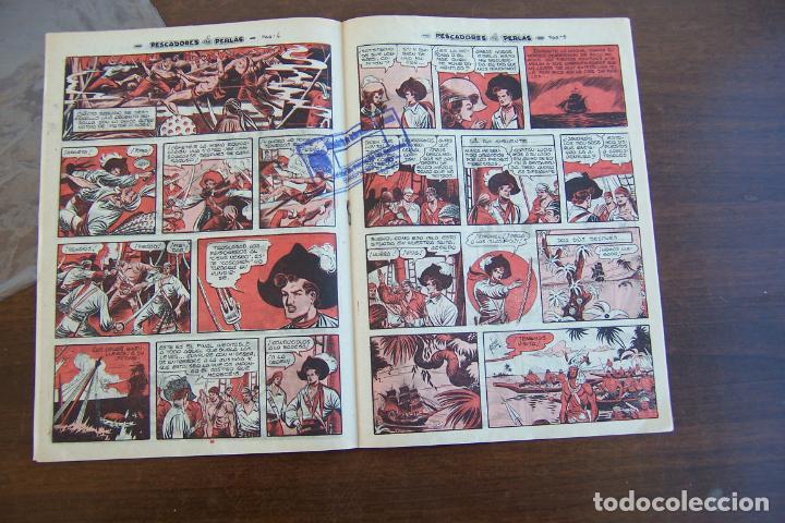 Tebeos: grafidea, almanaque 1956 la capitana - Foto 2 - 204645115