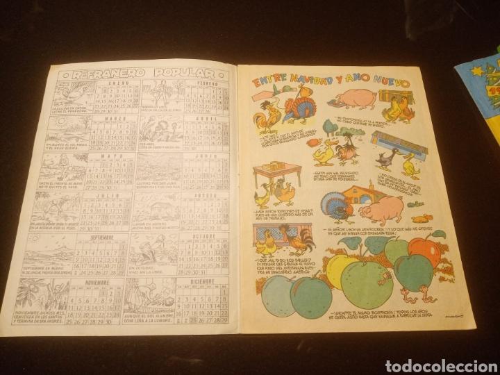 Tebeos: TBO 1974 almanaque humoristico - Foto 2 - 205066010