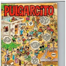 Tebeos: PULGARCITO ALMANAQUE PARA 1972. CON CAPITÁN TRUENO Y SHERIFF KING. BRUGUERA.. Lote 205574558