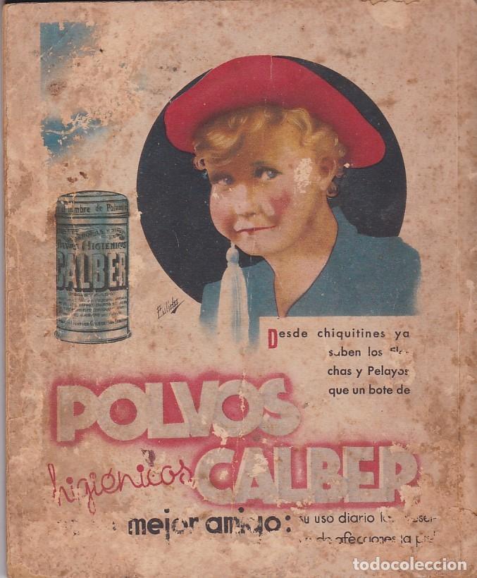 Tebeos: ALMANAQUE 1942 FLECHAS Y PELAYOS - Foto 2 - 205656475