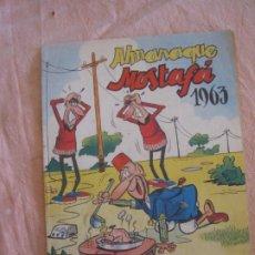 Tebeos: ALMANAQUE MUSTAFA 1963.. Lote 208019356