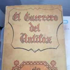 Tebeos: EL GUERRERO DEL ANTIFAZ 2 TOMO DEL 21 AL 40 AÑO 1973. Lote 209118323