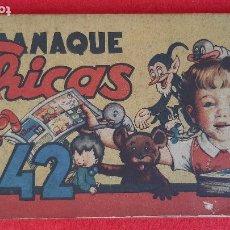 Tebeos: ALMANAQUE MIS CHICAS 1942 ORIGINAL CT1. Lote 209637012