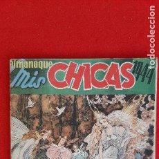 Tebeos: ALMANAQUE MIS CHICAS 1944 ORIGINAL CT1. Lote 209637081