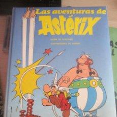 Tebeos: AVENTURAS ASTERIX - GRIJALBO 1989 - RETAPADO CONTIENE 4 NUMEROS DE 50 PAG. CADA UNO. Lote 211561031