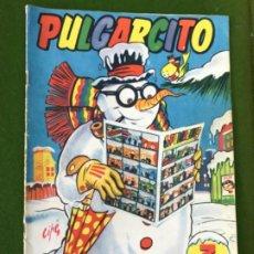 Tebeos: TBO ESPAÑOL COMIC ALMANQUE 1955 PULGARCITO. Lote 211775841