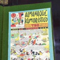 Tebeos: TBO CLÁSICO ESPAÑOL ALMANAQUE 1954 TBO. Lote 211782103