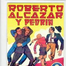 BDs: * FACSIMIL: ALMANAQUE ROBERTO ALCAZAR Y PEDRIN PARA 1945: CONSPIRACION TENEBROSA.*. Lote 211874446