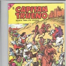 Livros de Banda Desenhada: * EL CAPITAN TRUENO ALMANAQUE FACSIMIL EXTRA VACACIONES 1965: EL CONDE BROMISTA *. Lote 211882333
