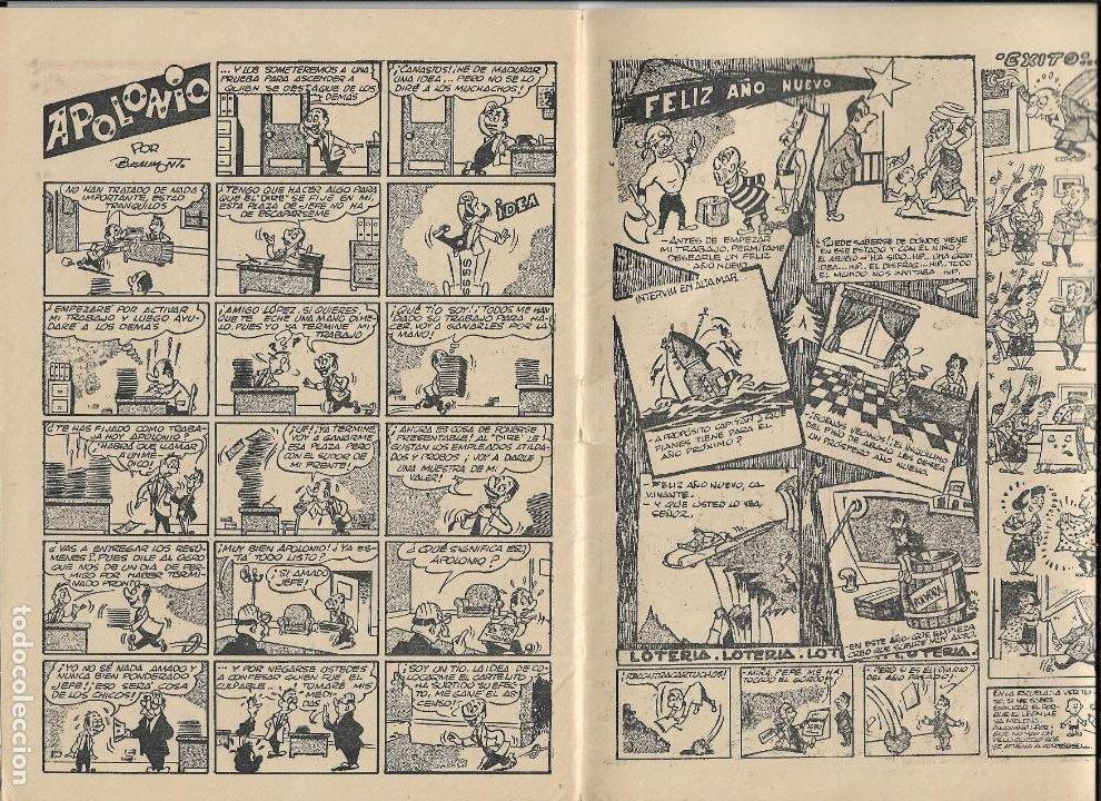 Tebeos: La Risa, Almanaque para 1953. es Original y nuevo Dibujantes E. Boix, Beaumont Editorial Marco. - Foto 3 - 217028907