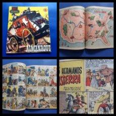 Tebeos: ALMANAQUE DOS HOMBRES BUENOS 1956 -ORIGINAL-EXCELENTE ESTADO-VER FOTOS. Lote 217909033