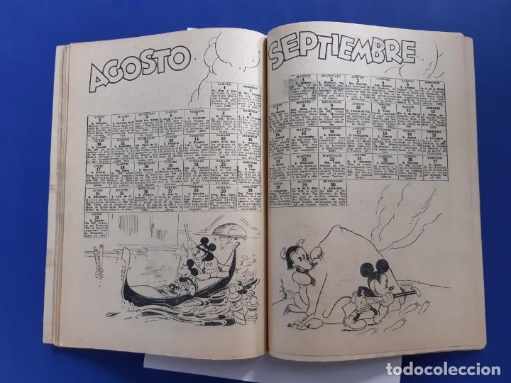 Tebeos: ALMANAQUE 1936 -MICKEY -ORIGINAL - Foto 2 - 218147070