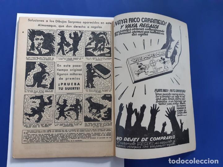 Tebeos: ALMANAQUE 1936 -MICKEY -ORIGINAL - Foto 5 - 218147070