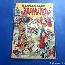 Tebeos: JAIMITO, ALMANAQUE PARA 1954 -EXCELENTE ESTADO. Lote 218422493