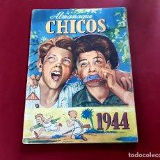 Tebeos: CHICOS ALMANAQUE PARA 1944 EDITA CONSUELO GIL. Lote 218497413