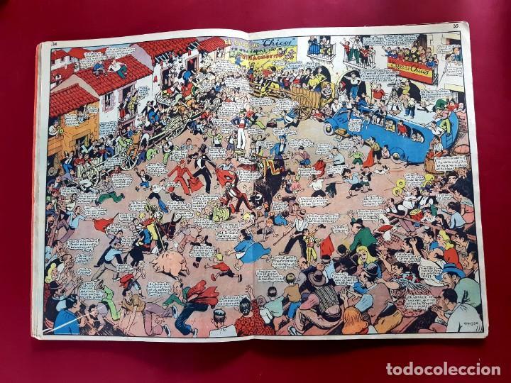 Tebeos: CHICOS ALMANAQUE PARA 1947 EDITA CONSUELO GIL - Foto 2 - 218505261