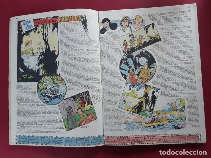 Tebeos: CHICOS ALMANAQUE PARA 1946 EDITA CONSUELO GIL - Foto 2 - 218505912