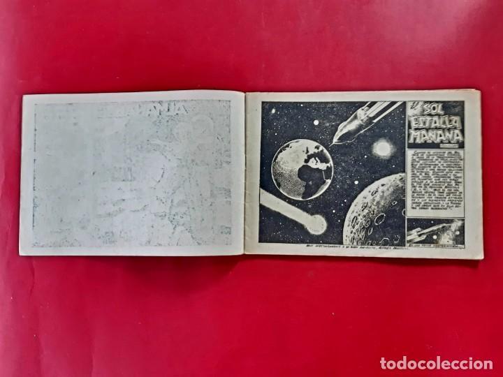 Tebeos: EL MUNDO FUTURO - ALMANAQUE PARA 1956 - ORIGINAL-EXCELENTE ESTADO - Foto 3 - 218616386