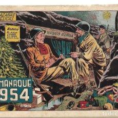 Livros de Banda Desenhada: HAZAÑAS BELICAS ALMANAQUE 1954- ORIGINAL. Lote 219631935