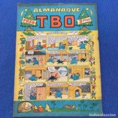 Giornalini: TBO ALMANAQUE 1956 - NOCHEBUENA - EDITORIAL BUIGAS. Lote 219855967