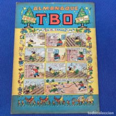 Giornalini: TBO ALMANAQUE 1953 - EN EL CANADÁ - EDITORIAL BUIGAS. Lote 219856670