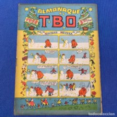 Livros de Banda Desenhada: TBO ALMANAQUE 1958 - NAVIDAD NEVOSA - EDITORIAL BUIGAS. Lote 219857920
