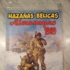 Tebeos: HAZAÑAS BÉLICAS - ALMANAQUE 1989 - EDICIONES G4 -. Lote 220497847