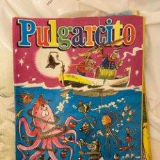 Livros de Banda Desenhada: PULGARCITO ALMANAQUE 1975 BUEN ESTADO. Lote 221523385