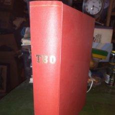 Tebeos: ALMANAQUE TBO N. 2184-2213 Y CON NUMEROS ESPECIAL. Lote 221991230