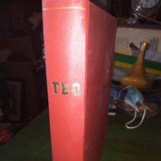 Tebeos: ALMANAQUE TBO N. 2207-2265 CON NUMEROS ESPECIAL Y EXTRA. Lote 221991713