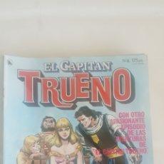 Tebeos: EL CAPITAN TRUENO N6. Lote 222144916