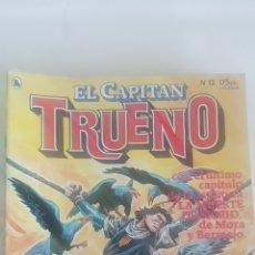 Tebeos: EL CAPITAN TRUENO N12. Lote 222145613