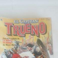 Tebeos: EL CAPITAN TRUENO N11. Lote 222145743
