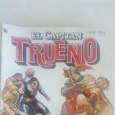 Tebeos: EL CAPITAN TRUENO N10. Lote 222145837