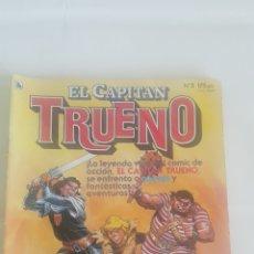 Tebeos: EL CAPITAN TRUENO N3. Lote 222146027